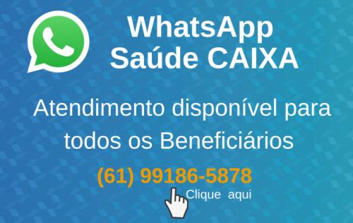 Serviços via WhatsApp