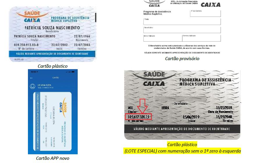 Cartões Saúde CAIXA - entenda os modelos